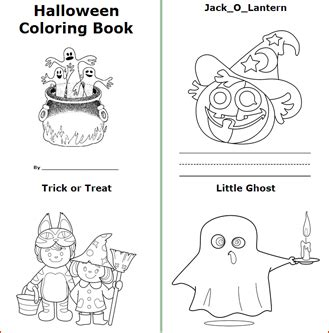 halloween worksheets  activities  preschool pre