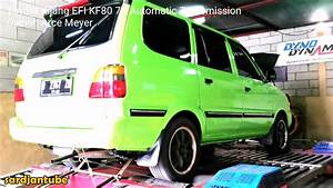 Dyno Pull Toyota Kijang Efi 7k Kapsul Kf80 A  T