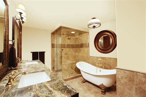 clawfoot tub bathroom ideas 13 inspiring bold colorful bathrooms for those who color house