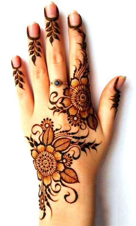 favourite mehandi designs   bridal