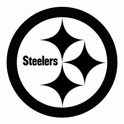 Steelers Pittsburgh Clipart Svg Stencil Transparent Cleveland