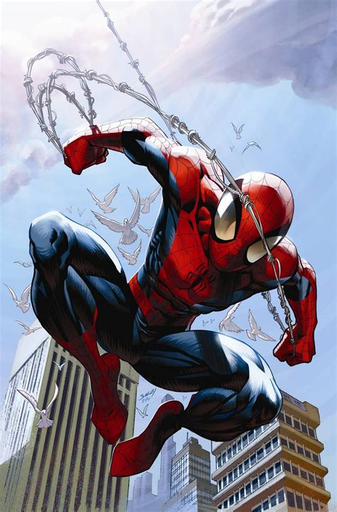 slightly  poster   amazing spider man  geektyrant