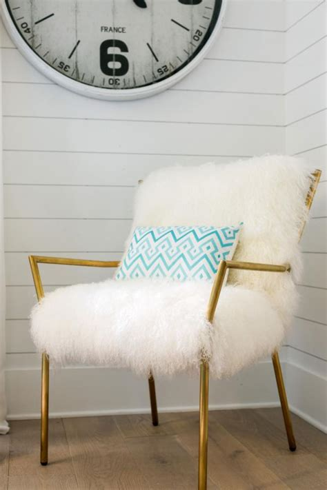 easy ways  dress   plain chair hgtv