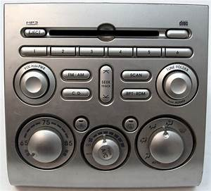 2006-2008 Mitsubishi Eclipse Factory Mp3 Cd Player Oem Radio 8701a250 8701a045