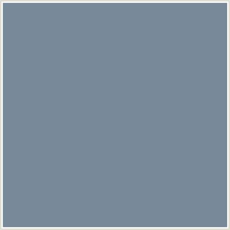 Dark Blue Paint Colors 778899 Hex Color Rgb 119 136 153 Blue Slate Gray