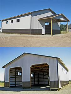 31 best residential pole buildings images on pinterest With best pole barn builders