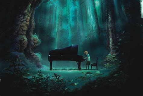 image gallery  piano forest  perfect world  kai