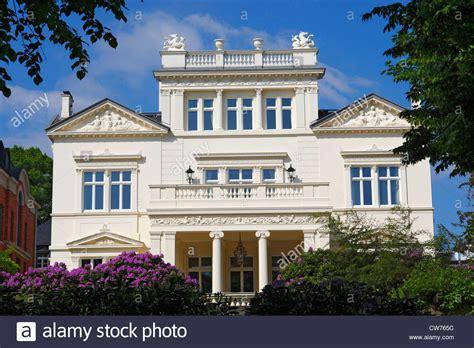 villa in deutschland kaufen luxus villa am 228 u 223 eren alster deutschland hamburg stockfoto bild 49945656 alamy