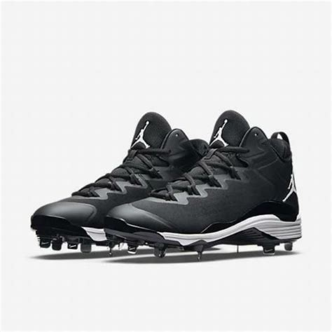nike air jordan superfly  metal mens baseball cleats
