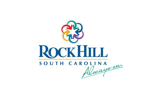 rock hill south carolina logo halfwheel