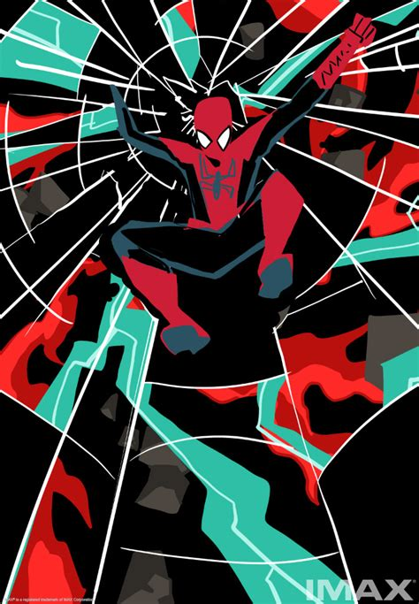 amazing spider man  imax posters concept art