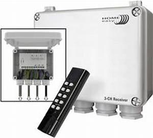 Außenbeleuchtung Mit Fernbedienung Steuern : 4 wege receiver verteilerkasten inkl 16 kanal ~ Watch28wear.com Haus und Dekorationen