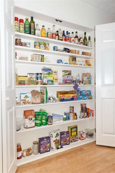 recessed in wall kitchen pantry cabinet pinterest the world s catalog of ideas