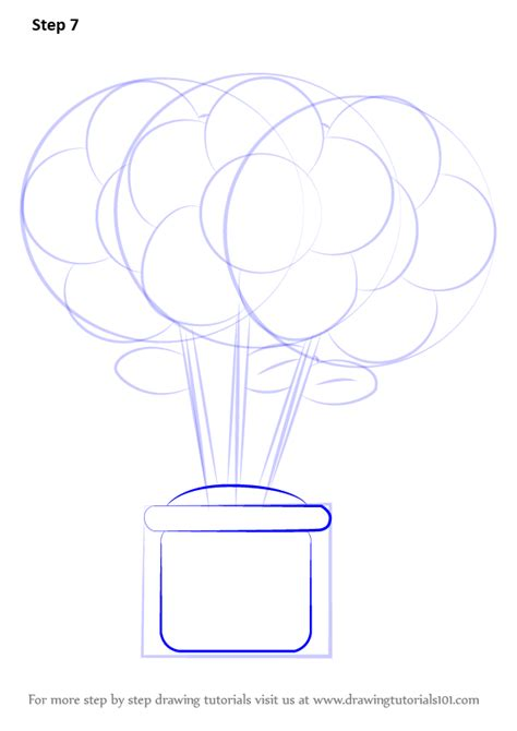 learn how to draw a flower pot flowers step by step drawing tutorials