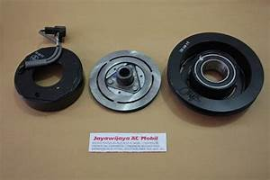 Magnetic Clutch Ac Mobil Daihatsu Xenia 1 0l All New