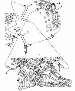 2006 Chrysler 300 Cooling System Diagram