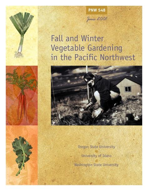 row covers fall winter gardening   pacific northwest