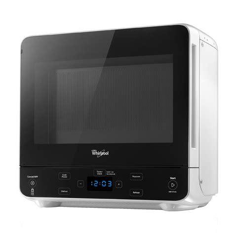 whirlpool 0 5 cu ft countertop microwave in black whirlpool wmc20005yw 0 5 cu ft compact countertop