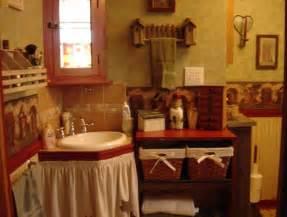 primitive bathroom ideas gallery for gt primitive country style bathrooms