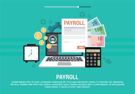 payroll vector illustration   vectors