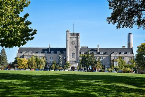 guelph university canada campus ontario johnston hall universities food most uofguelph buildings