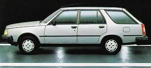 La Renault 18 Break  Entre Break Utilitaire Et Familiale