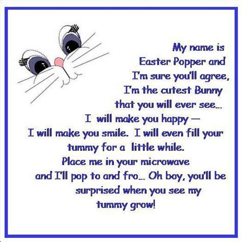 bunny popcorn tag   grandma bonnie craft show