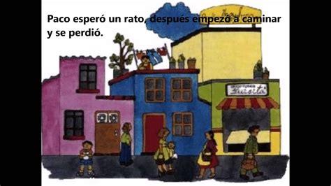 """Chus el autobús (cuento audiovisual de educación vial) cuento """" PACO EL CHATO"""" - YouTube"""