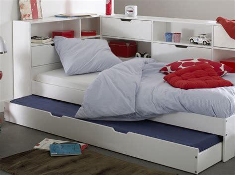 modele rideau chambre des lits modulables pour les enfants décoration