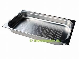 Gn Behälter 1 2 : gastronormbeh lter 1 1 gn 65mm gelocht ~ Orissabook.com Haus und Dekorationen