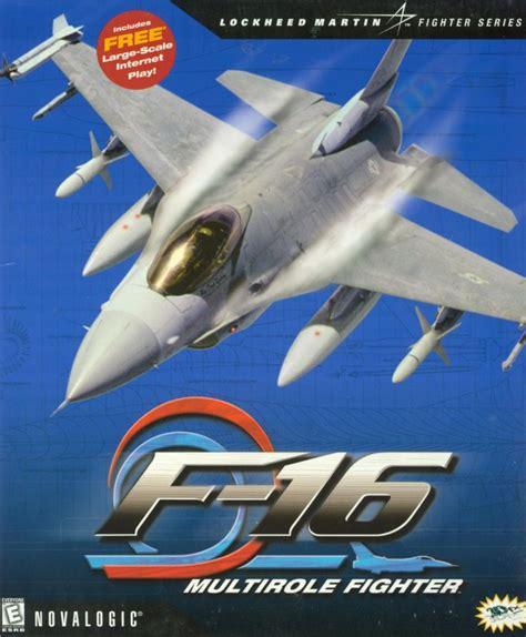 F-16 Multirole Fighter For Windows (1998)