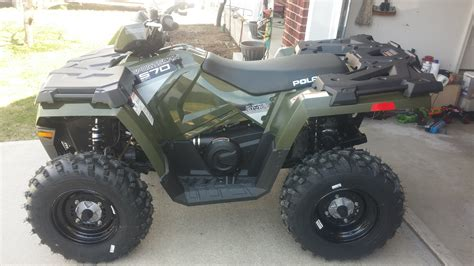 polaris sportsman  honda rancher page  polaris atv