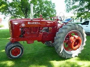 Tractor Tuesday  1948 Farmall M