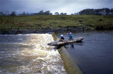 Inflatable Boats Tesco by Inflatable Weir