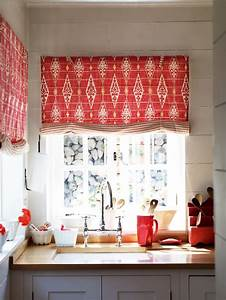 25 best ideas about country roman blinds on pinterest for Curtains that look like roman shades