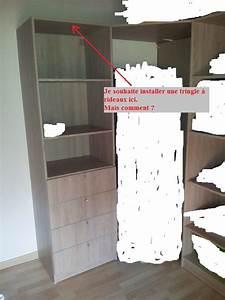 Tringle Pour Dressing : comment adapter des rideaux sur un dressing ~ Premium-room.com Idées de Décoration