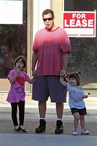 Adam Sandler Pictures - Adam Sandler Out with His ...
