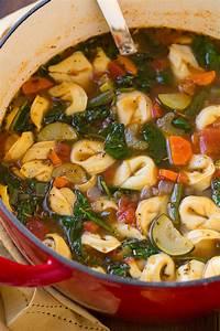 easy vegetable soup recipe