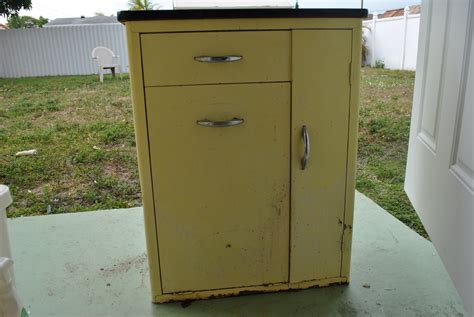painting metal kitchen cabinets vintage cabinet rev 7356