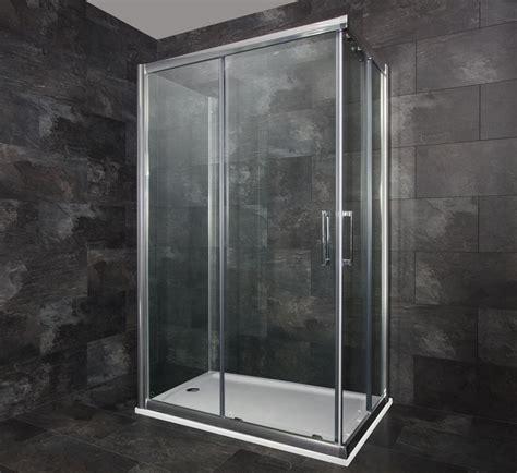 Schiebetür Eckeinstieg U Form Duschabtrennung Duschkabine