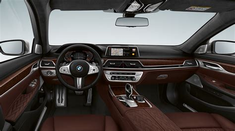 Bmw Series 7 Interior by Bmw 7 Series Sedan Information And Details Bmw Ca