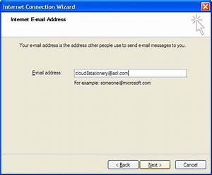 Setting up AOL mail in Outlook Express, Cloudeight ...