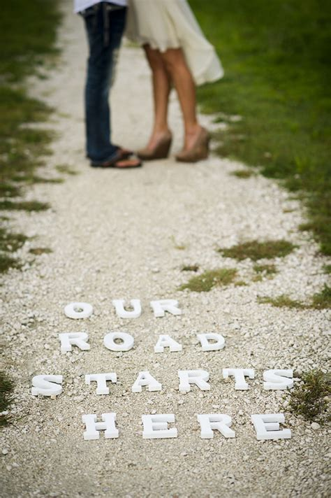 15 Most Creative Engagement Announcement Photos Praise