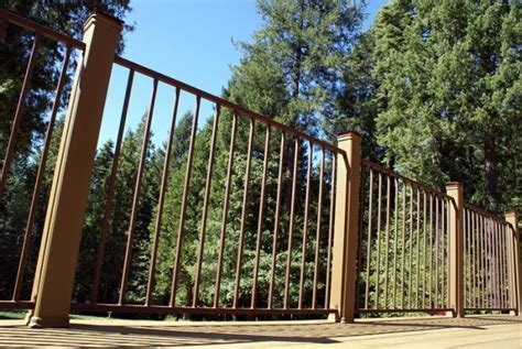 Fortress Railing   Capps Home Building Center