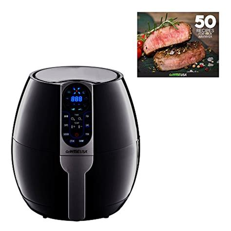 fryer air gowise usa quart amazon presets fryers capacity rated cook worth programmable qt should electric extra they oven buying