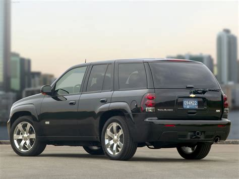 Chevrolet Trailblazer Picture by Chevrolet Trailblazer Ss 2006 Picture 7 Of 19