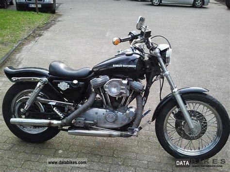 1994 Harleydavidson 1200 Sportster Motozombdrivecom