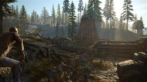 gone days game ps4 screenshots ever looking pro