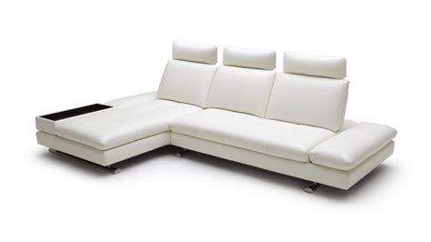 canape angle avec meridienne canape d angle en cuir contemporain minho mobilier moss