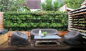 Gartengestaltung Sichtschutz Beispiele : gartengestaltung f r kleine g rten ideen bilder beispiele ~ Lizthompson.info Haus und Dekorationen